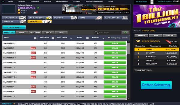Manfaat Dari Bermain Judi Poker Online